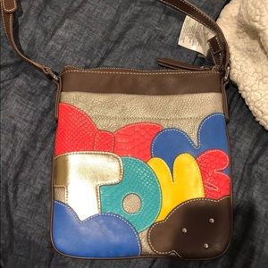 Authentic Tous Crossbody Bag